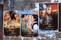 インド映画のポスター