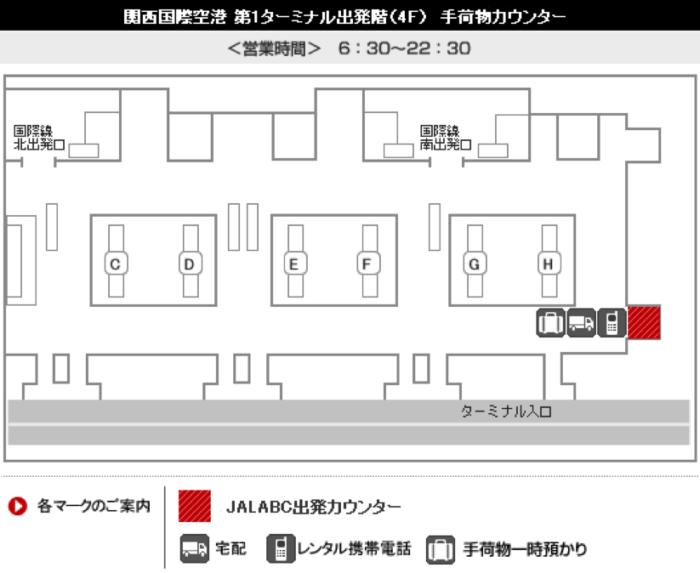 jetfi関空カウンター