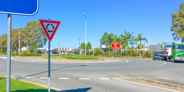 オーストラリアでレンタカー