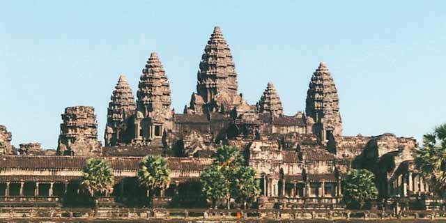 カンボジア|修学旅行
