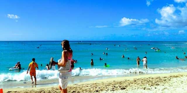 ハワイ|修学旅行