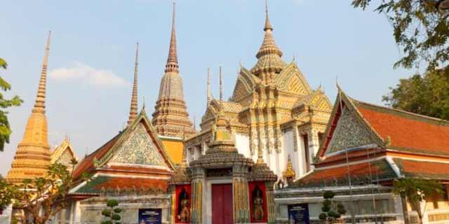 タイ|修学旅行